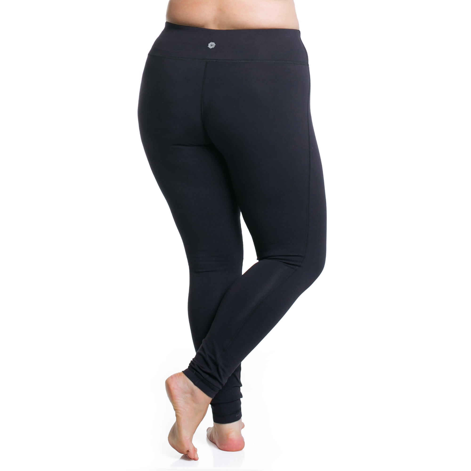 Top Plus Size Compression Leggings | Style with Curves