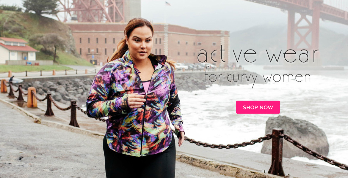 Plus Size Activewear | Sporty outfits, Plus size outfits