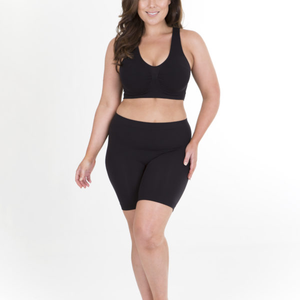 Plus Size Workout Pants Finding workout pants for plus size women that are comfy, stylish and versatile enough for a variety of activities isn't always easy. That's why we put together this collection of high-quality workout capris, exercise pants and leggings for women at Always For Me.